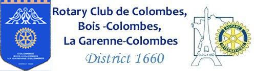 Rotary club Colombes